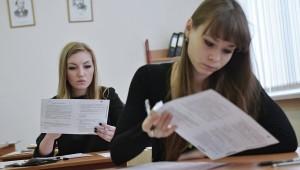 Рособрнадзор: досрочный ЕГЭ по русскому языку прошел без нарушений