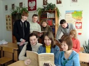 Омичи учат польский
