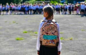 New school year begins in Russia