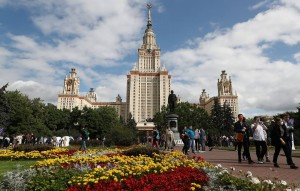 New academic year starts at Moscow State University