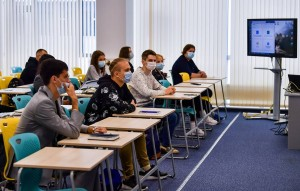 New academic year begins at Vladivostok's Far Eastern Federal University (FEFU)