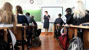 Школьники старших классов в Забайкалье перешли на очную форму обучения