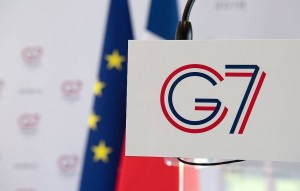 Security preparations for G7 summit