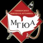 Логотип учреждения (Московский государственный юридический университет имени О.Е. Кутафина)