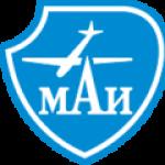 Логотип учреждения (Московский авиационный институт)